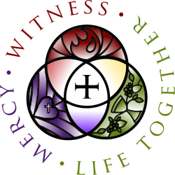 Witness, Mercy, Life Together!